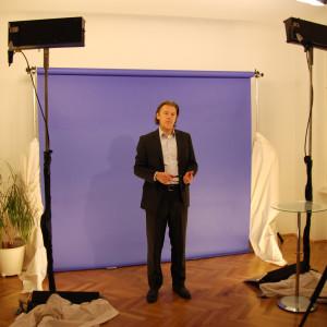Bluebox-Studio in der Grazer Brockmanngasse bietet neue Möglichkeiten